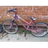Lot 18 - Universal Razorback Bicycle