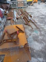Lot 32 - *Quantity of Assorted Steel and Alloy Box Sections