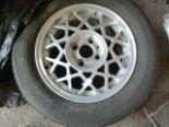 Lot 28 - Saab 900 195/65R15 Tyre on Wheel