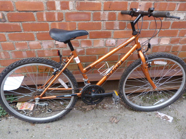 Lot 14 - Integra Phantom Mountain Bicycle