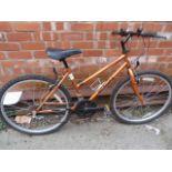 Lot 14 - Integra Phantom Mountain Bicycle