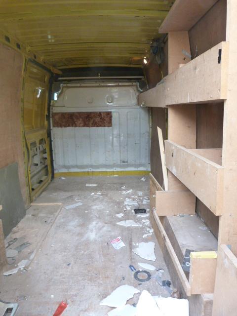 Lot 1 - *Renault Master DCI120 Single Wheel Base Diesel Van
