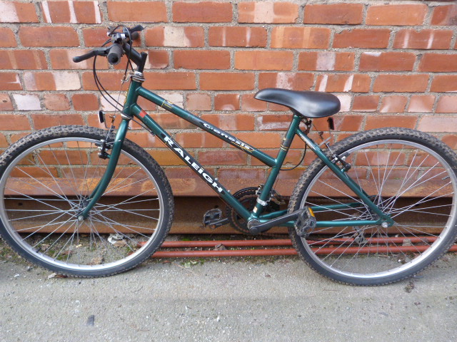 Lot 20 - Raleigh Genesis Bicycle