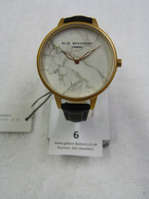 Lot 6 - *Elle Beaumont Ladies Wristwatch