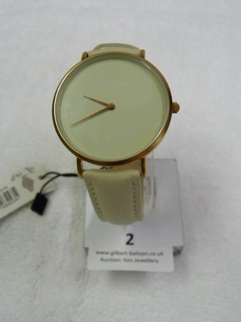 Lot 2 - *Elle Beaumont Ladies Wristwatch