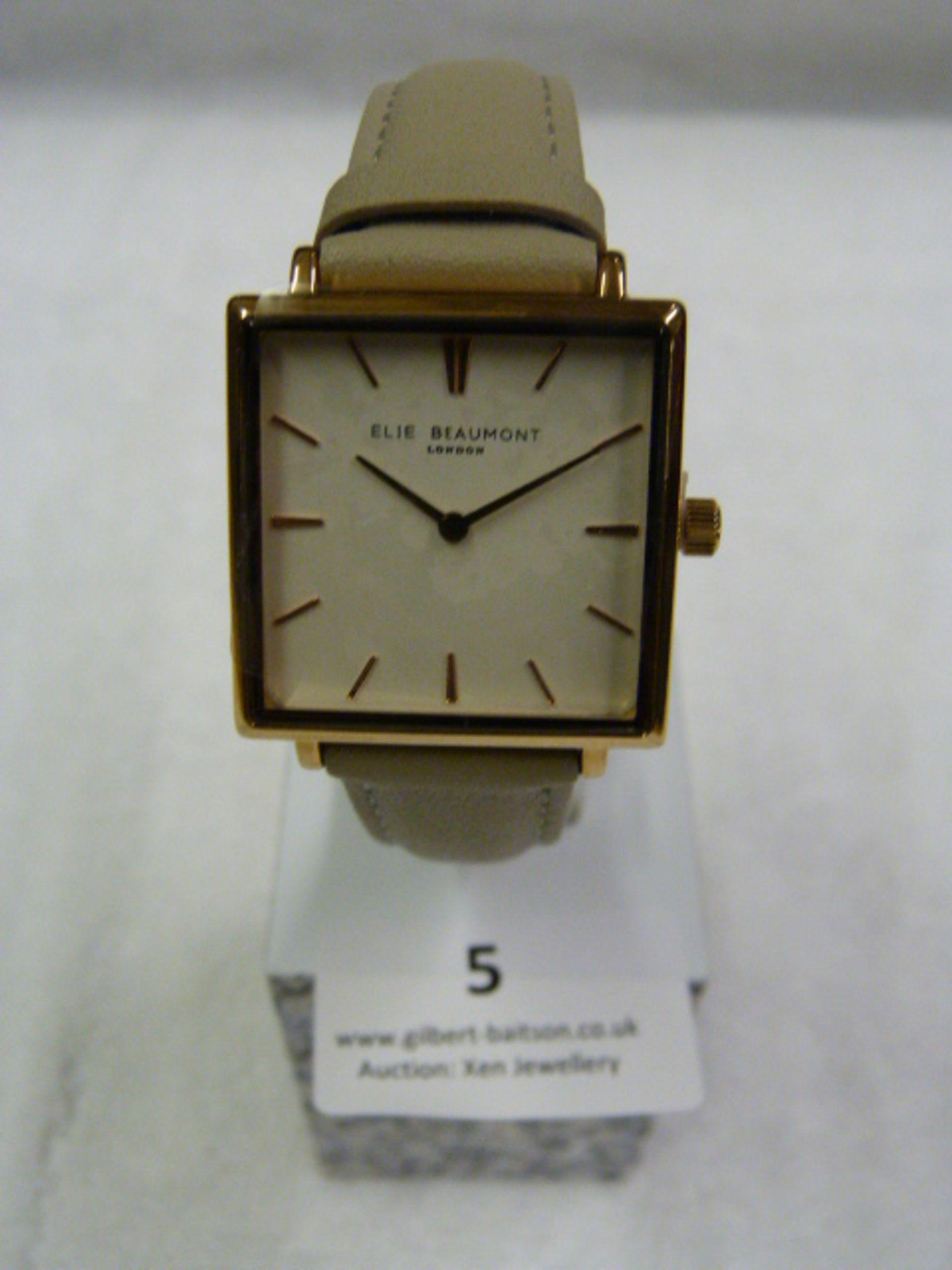 Lot 5 - *Elle Beaumont Ladies Wristwatch