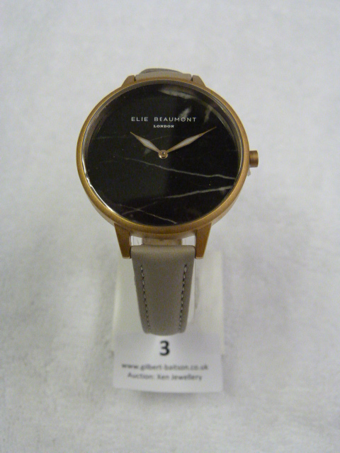 Lot 3 - *Elle Beaumont Ladies Wristwatch