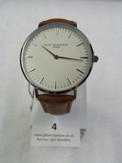 Lot 4 - *Elle Beaumont Ladies Wristwatch