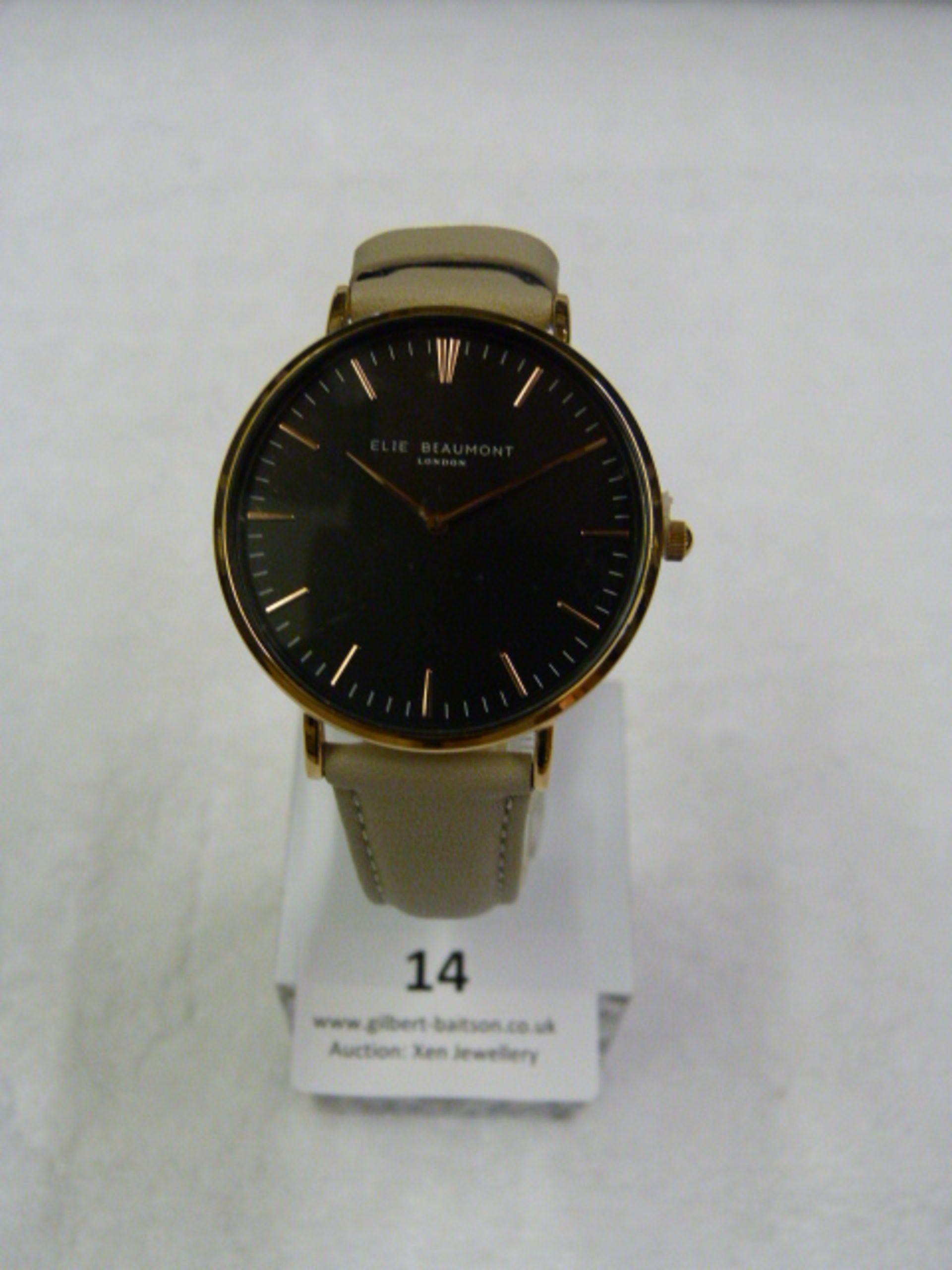 Lot 14 - *Elle Beaumont Ladies Wristwatch