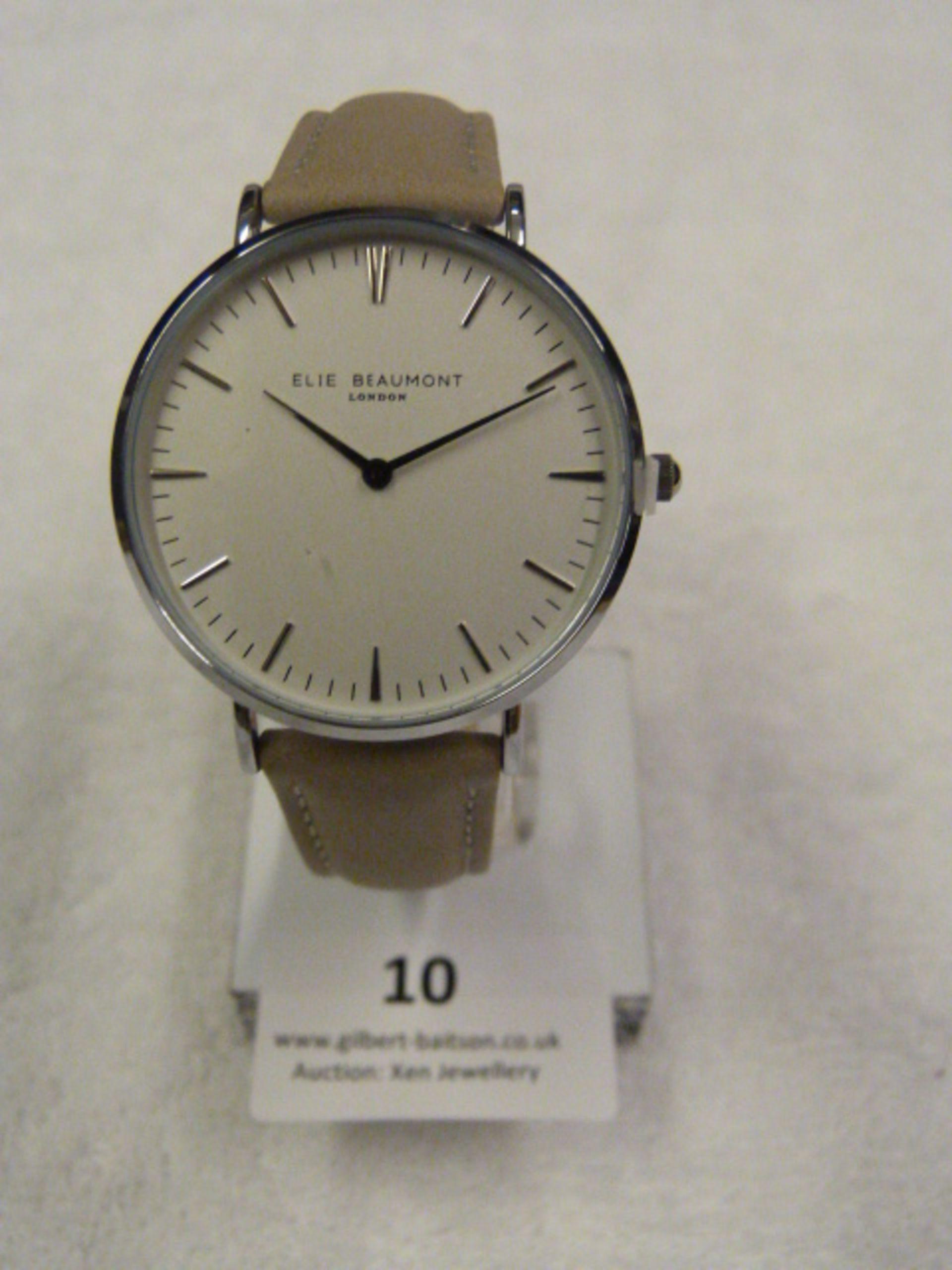 Lot 10 - *Elle Beaumont Ladies Wristwatch