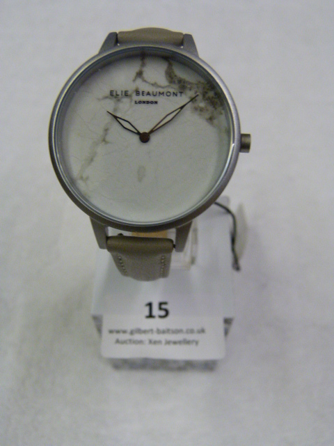 Lot 15 - *Elle Beaumont Ladies Wristwatch
