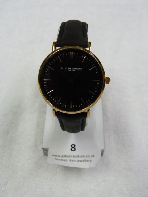 Lot 8 - *Elle Beaumont Ladies Wristwatch