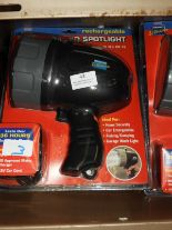 Lot 43 - Three 24 LED Rechargeable Spotlights