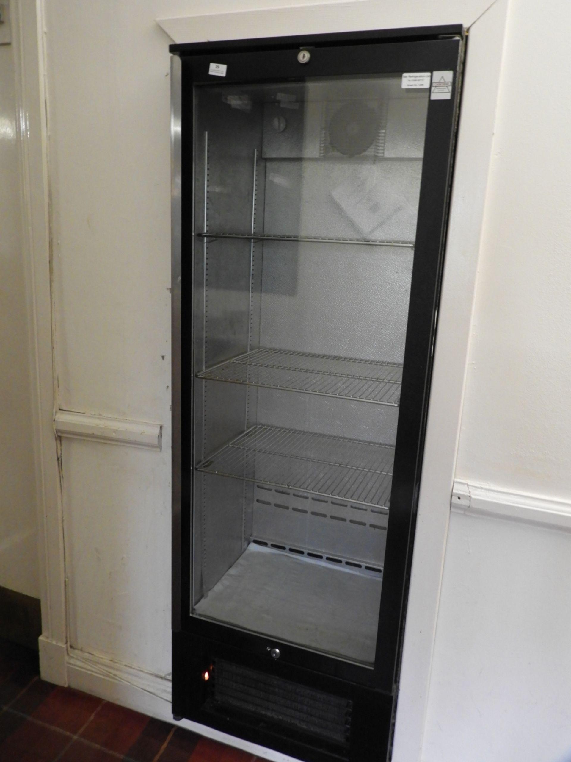 Lot 29 - *Osborne Upright Refrigerated Wine Cooler Model:26
