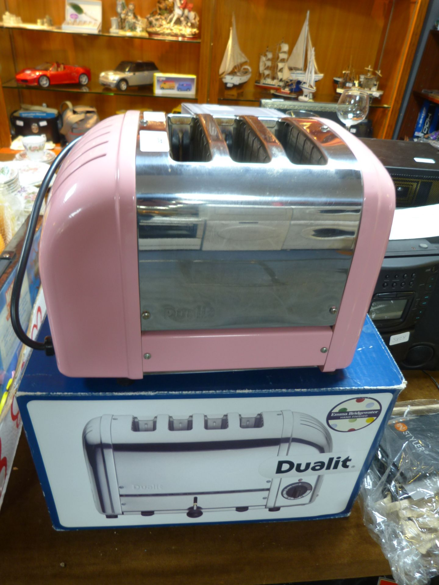 Lot 166 - Dualit Toaster