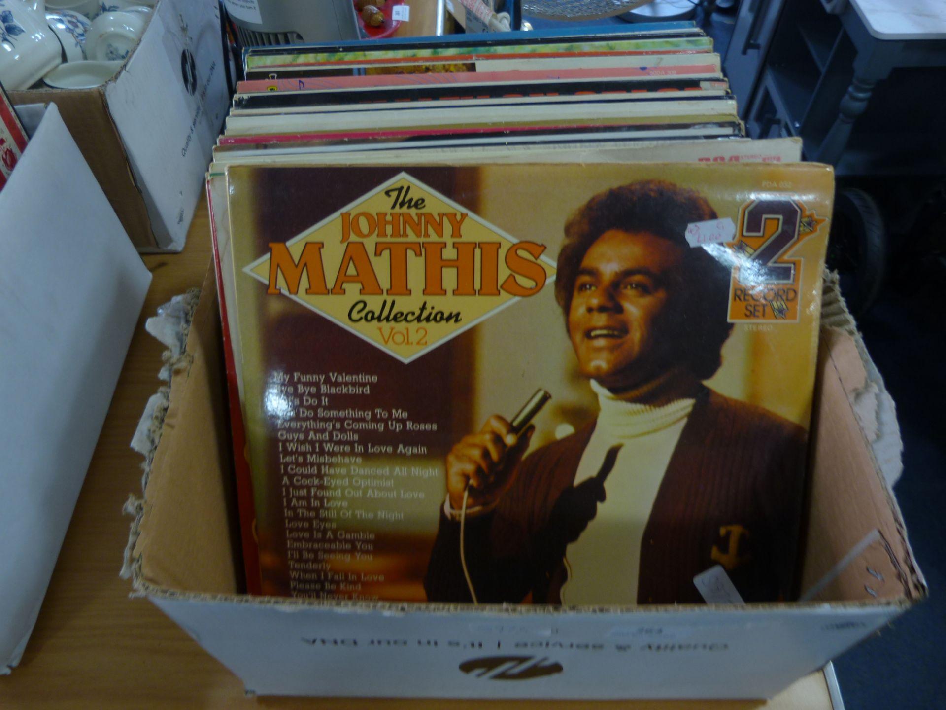 Lot 264 - Box of LP Records