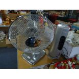 Lot 265 - Pifco Fan and Another Fan