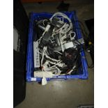 Lot 18 - *Box Containing Assorted Speaker Brackets, Power C