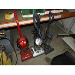 Lot 59 - *Three Vacuum Cleaners