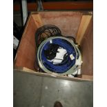 Lot 31 - *Box Containing Assorted VGA Cables etc.