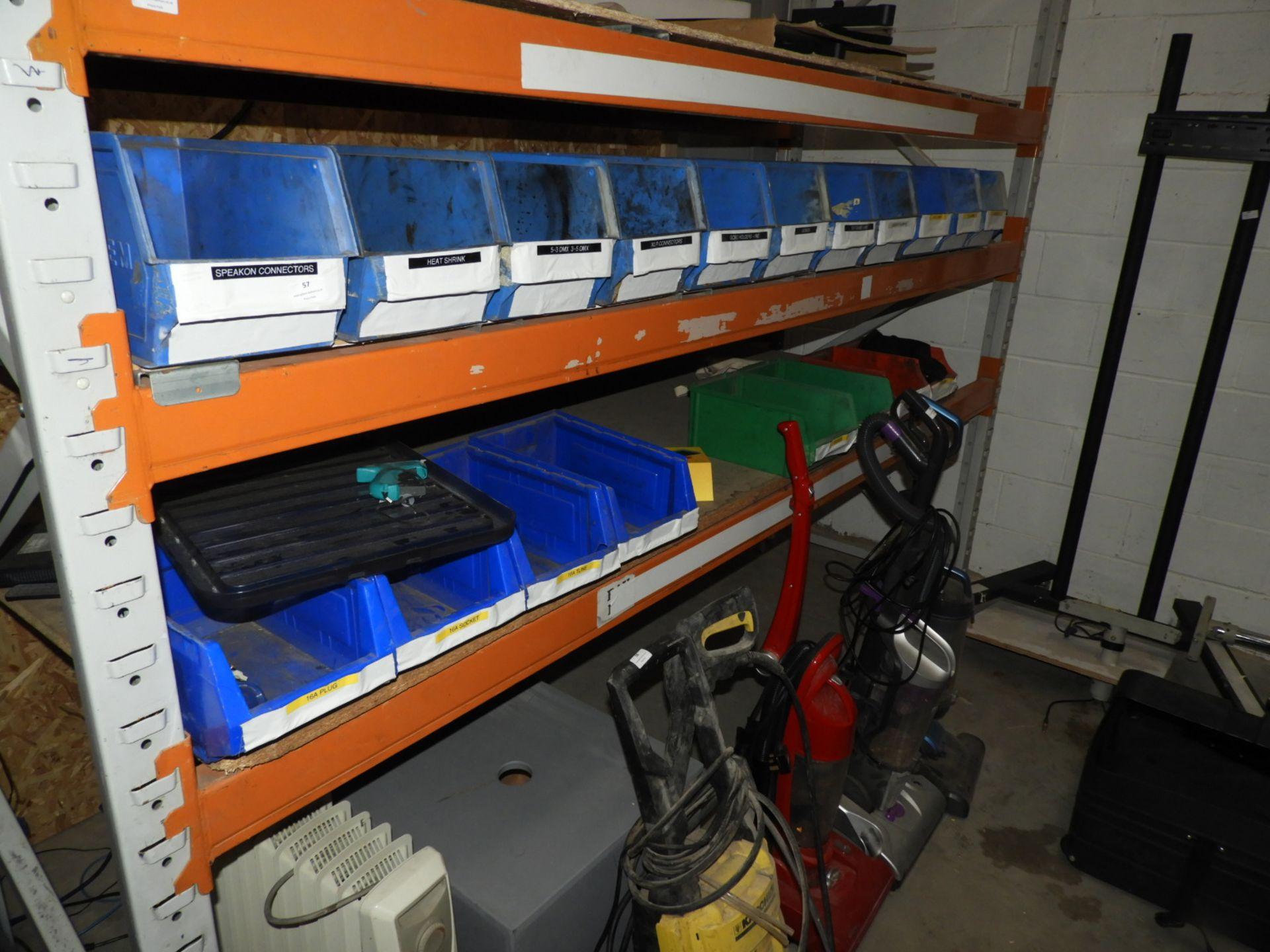 Lot 57 - *Assorted Plastic Storage Bins