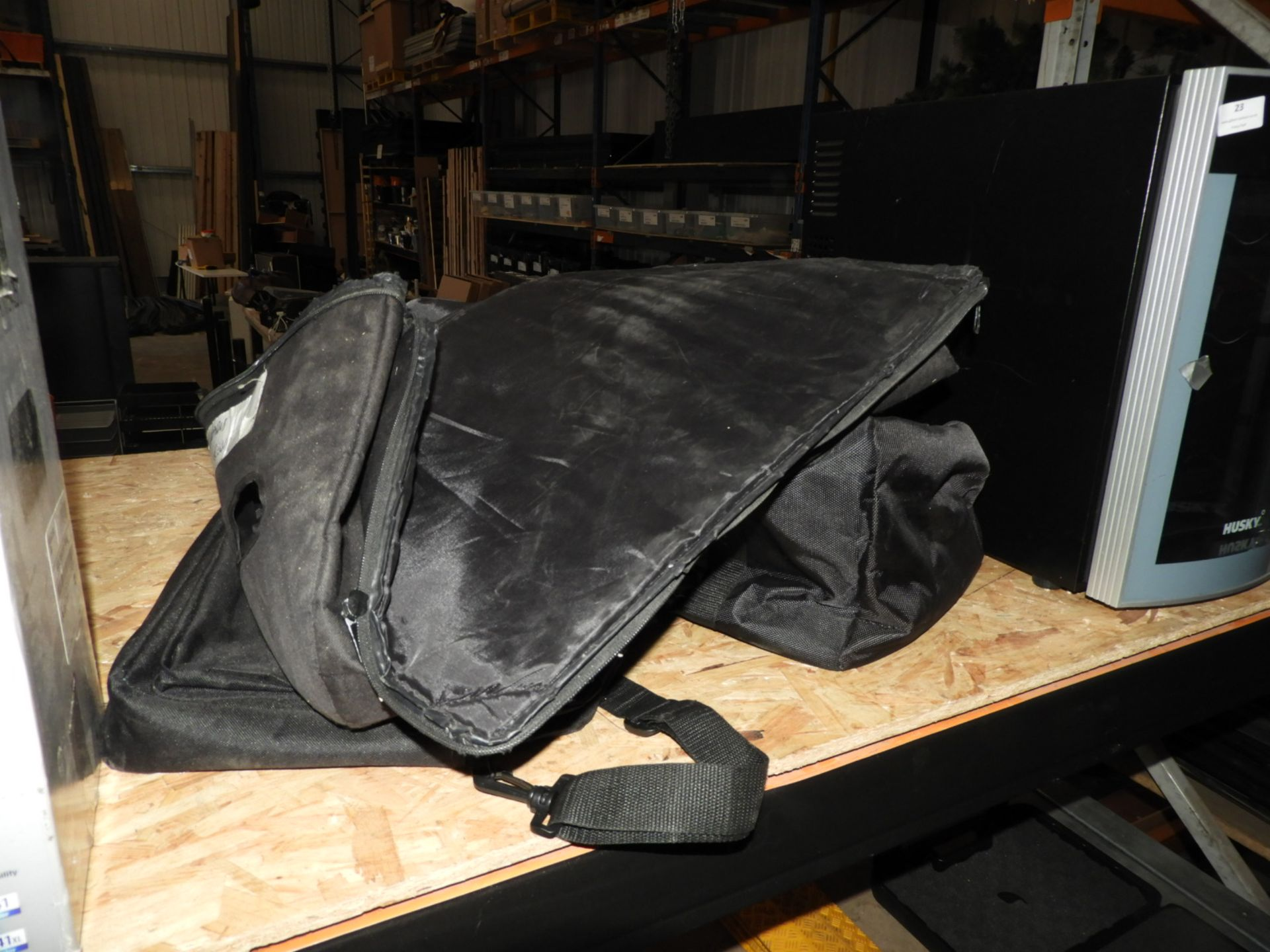 Lot 22 - *Two Padded Bags