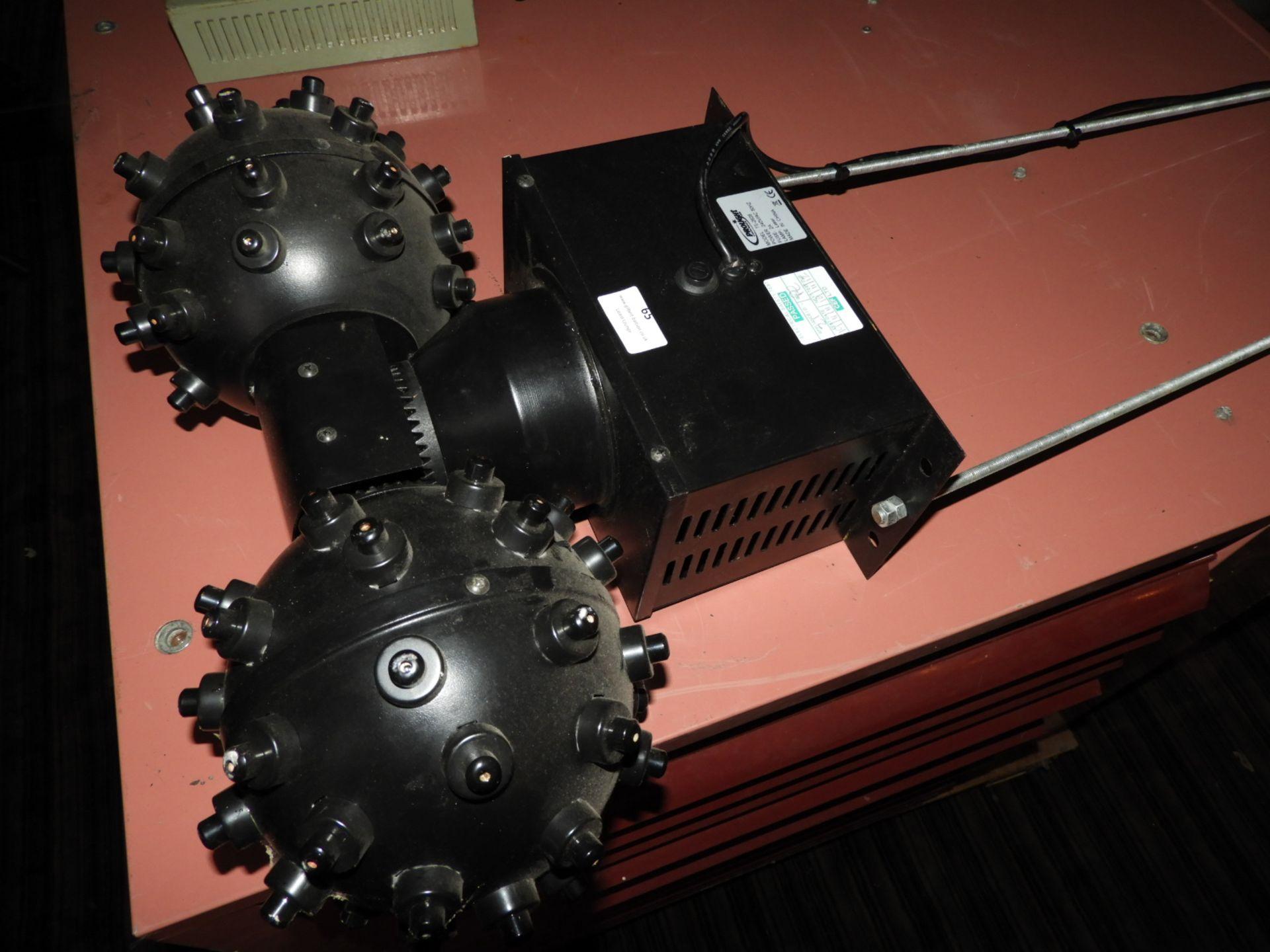 Lot 65 - *Prolight TS2628 Lighting Effects Unit