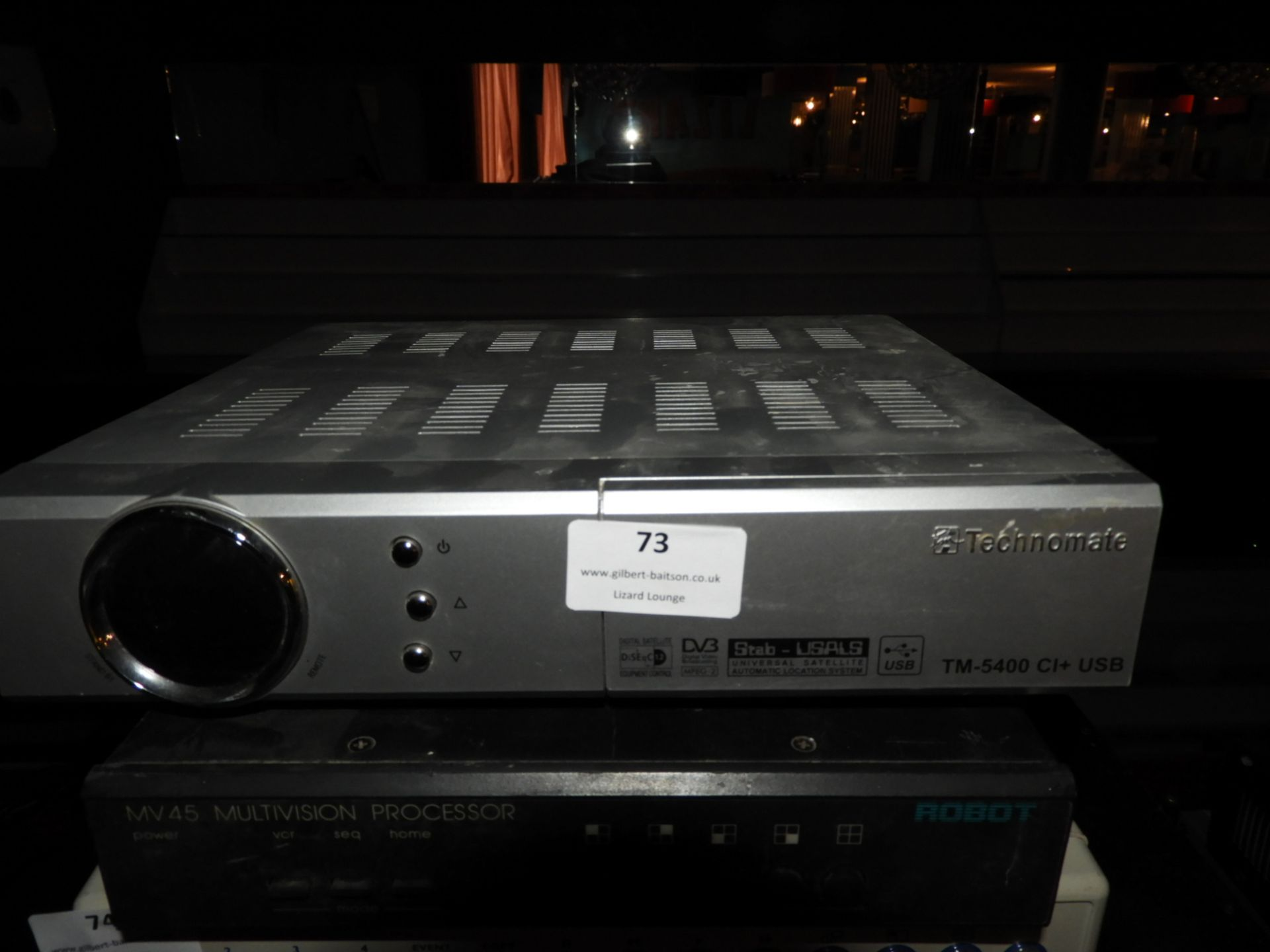 Lot 73 - *Technomate TM5400 LCD Projector