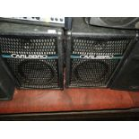 Lot 57 - *Pair of Carlsbro Alpha12 Speakers
