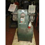 Lot 602 - *AJH Double Head Grinder