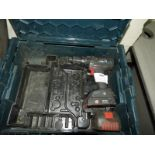 Lot 480 - *Bosch Professional GSB18-2 Cordless Drill with Sp