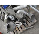 Lot 332 - *Needamen Dust & Fume Extraction Unit