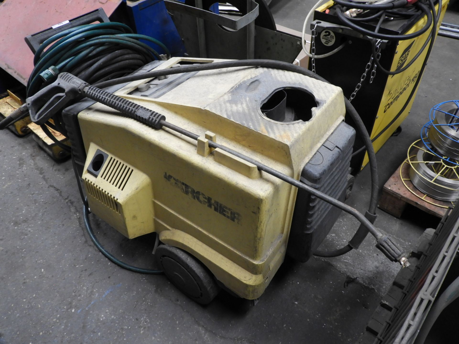 Lot 360 - *Karcher Hot Water Washer
