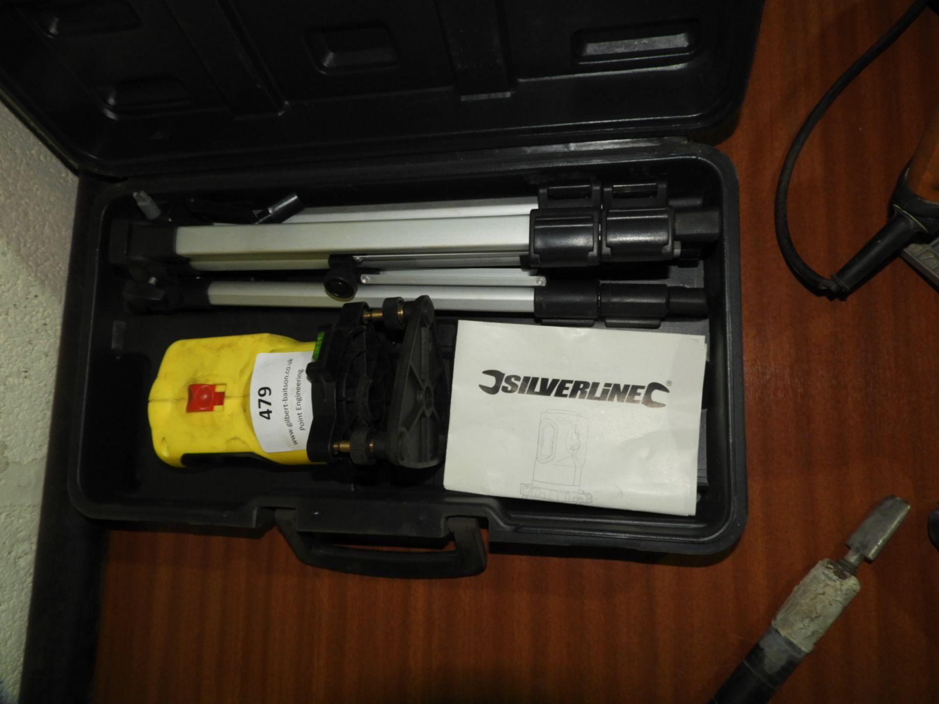 Lot 479 - *Silverline Laser Level