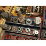 Lot 730 - *Various 50mm Taper Tooling