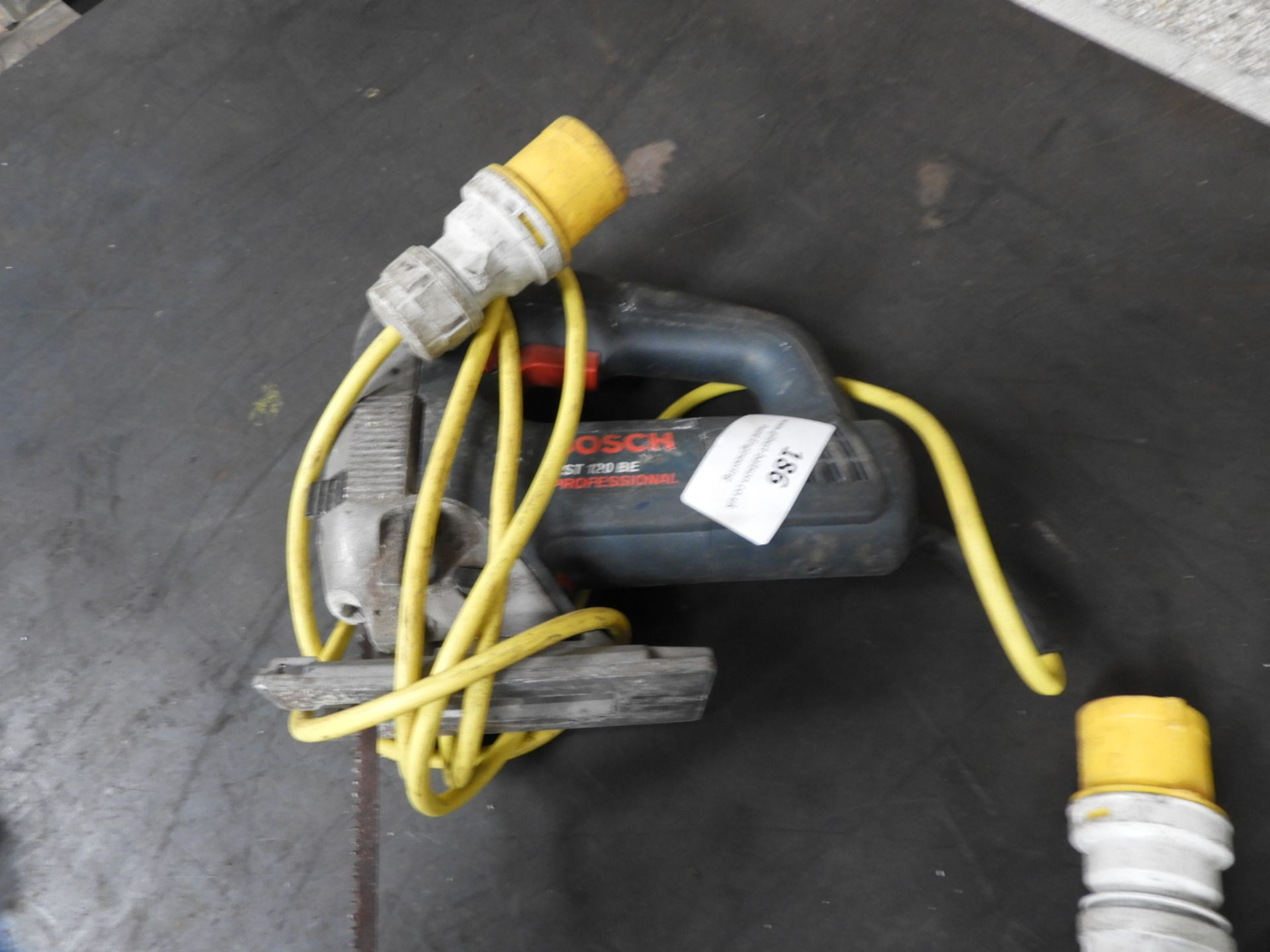 Lot 186 - *Bosch GST120BE 110V Jig Saw