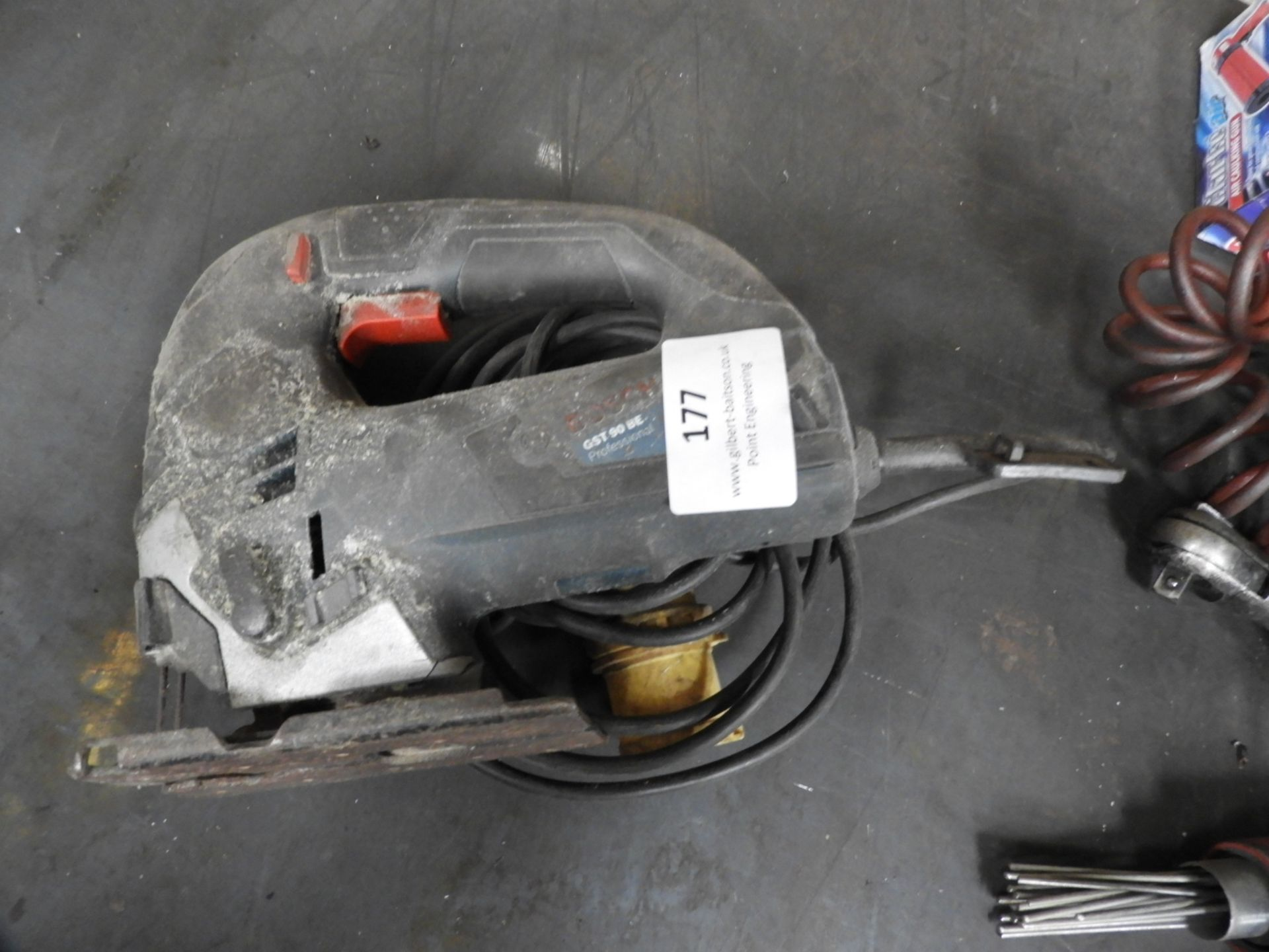 Lot 177 - *Bosch GST90BE 110V Jig Saw