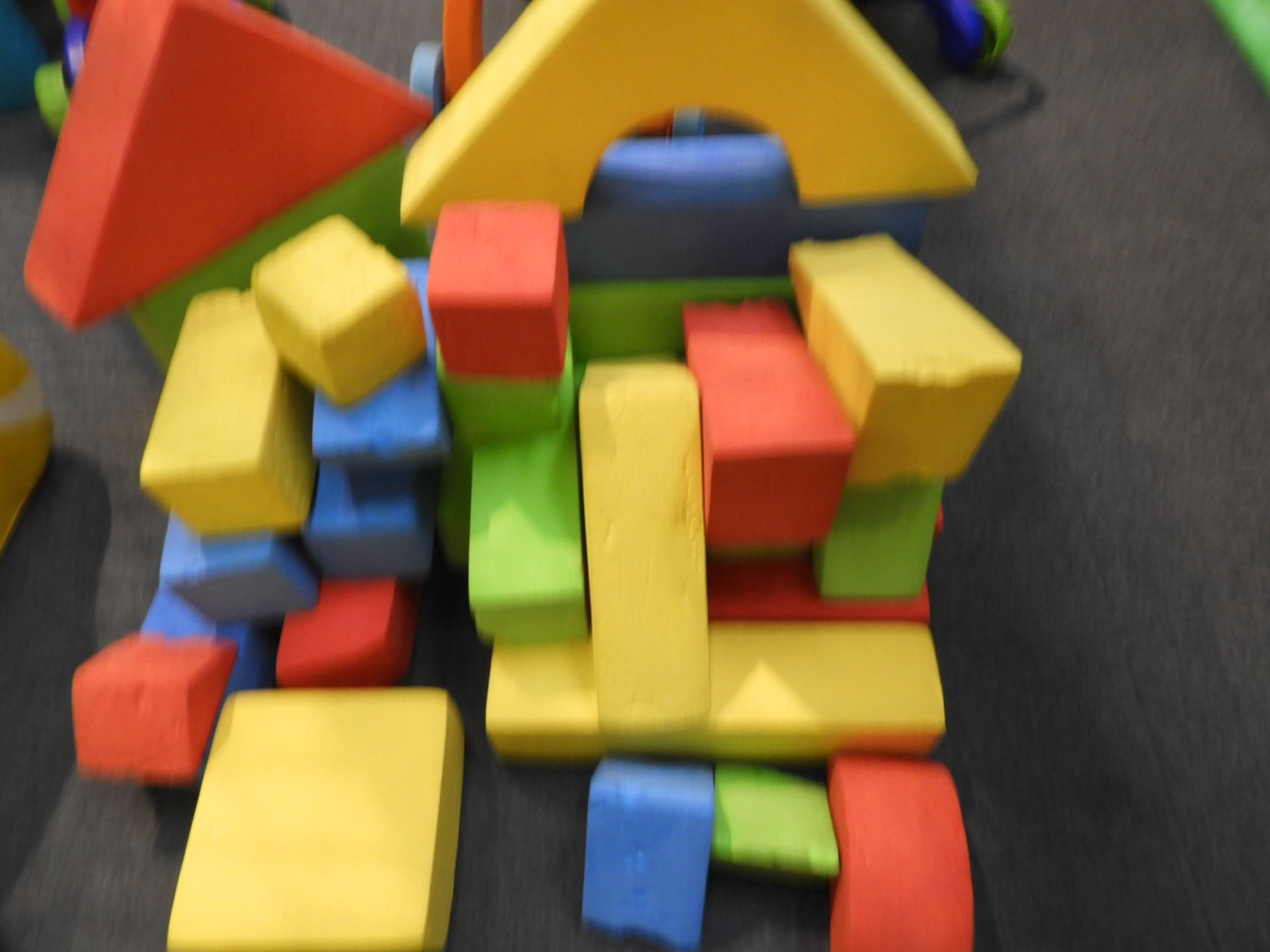 Lot 9 - *Stacking Blocks