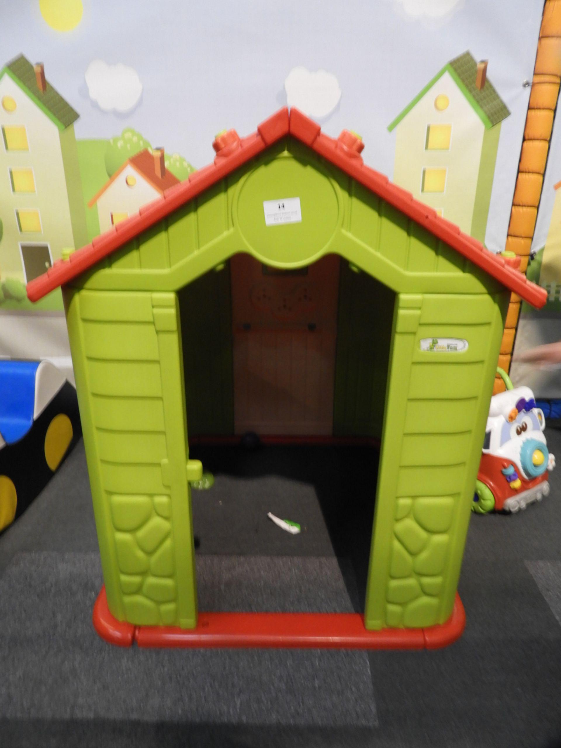 Lot 14 - *Little Tom Children's Play House