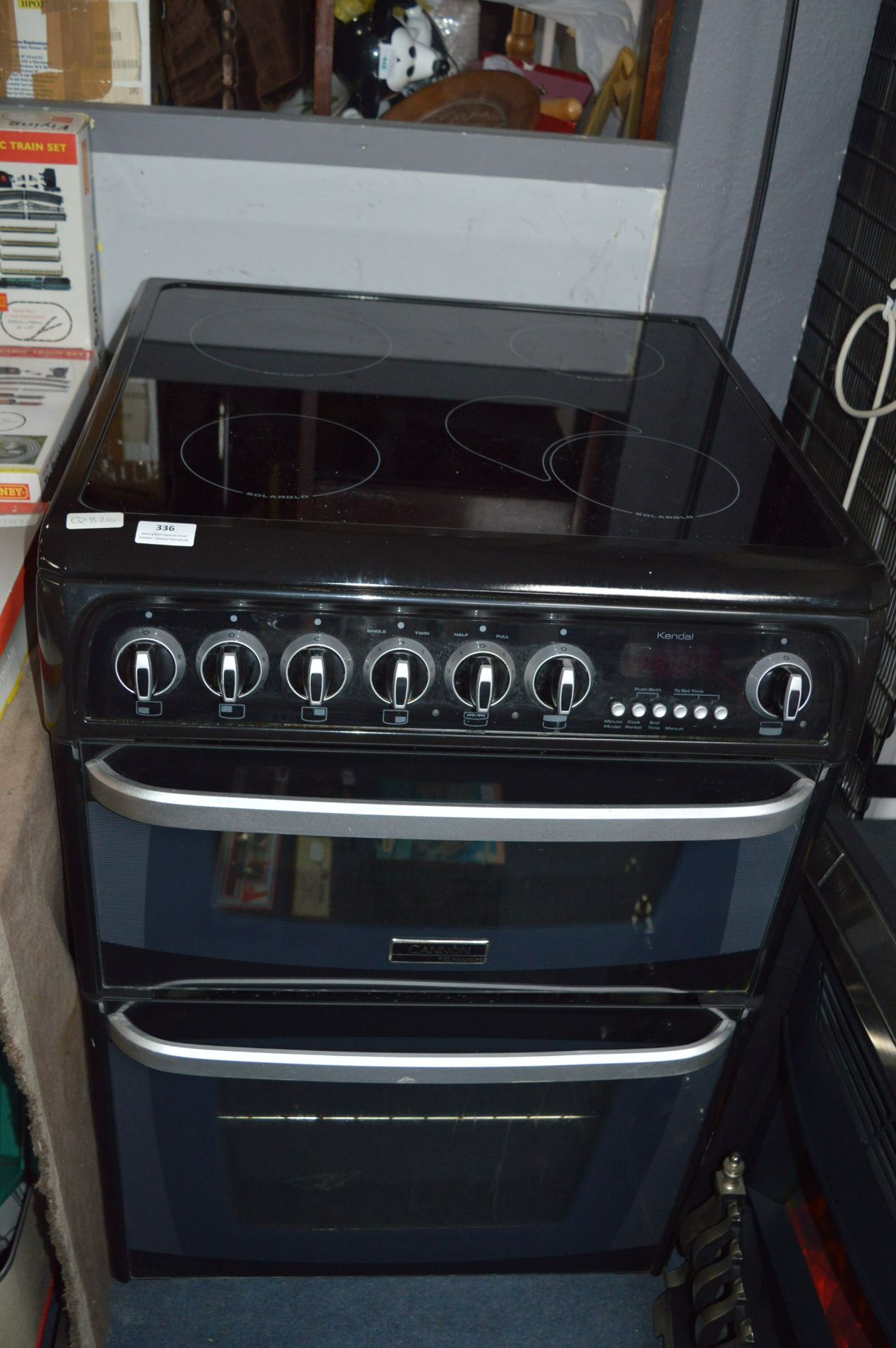 Lot 336 - Canon Hotpoint Cooker