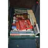 Lot 301 - Collection of Football Books and Programmes