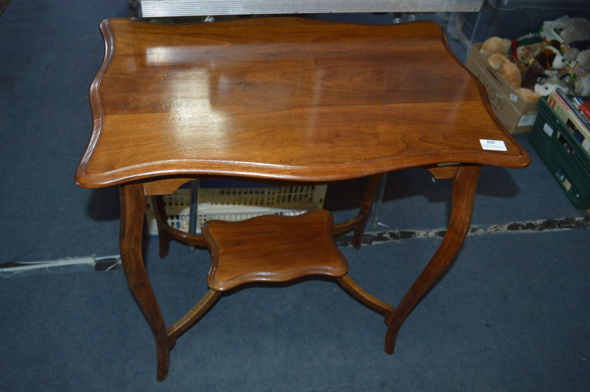 Lot 299 - Small Side Table