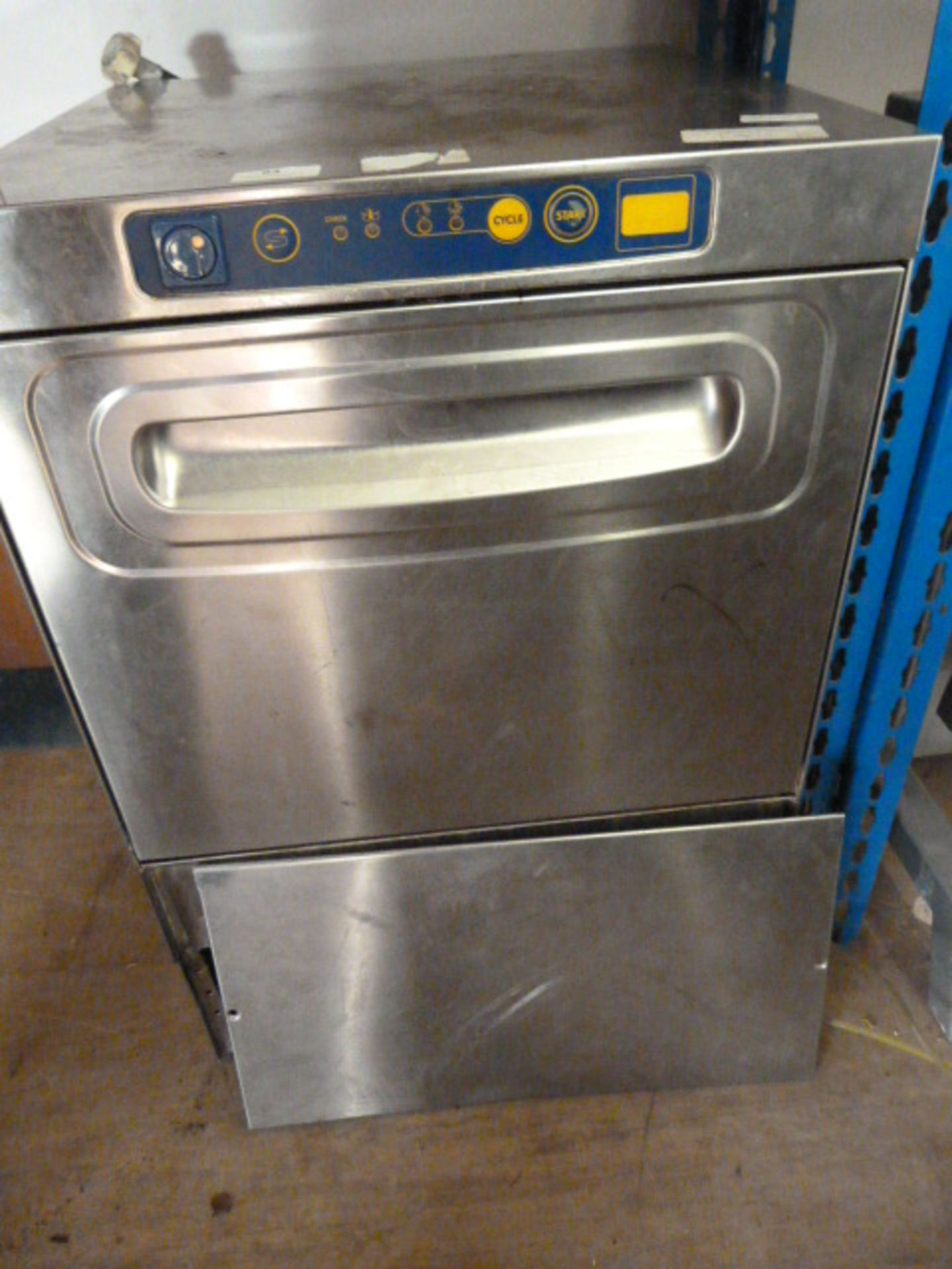 Lot 84 - Commercial Undercounter Glass Washer