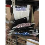 Lot 31 - Box Containing Assorted Braids (as per Photograph)