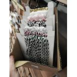 Lot 33 - Box Containing Assorted Braids (as per Photograph)