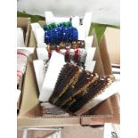 Lot 12 - Box Containing Assorted Braids (as per Photograph)