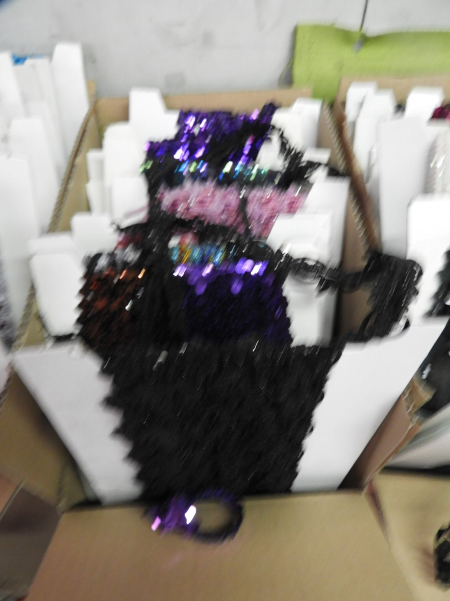 Lot 14 - Box Containing Assorted Braids (as per Photograph)