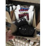 Lot 26 - Box Containing Assorted Braids (as per Photograph)