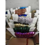 Lot 13 - Box Containing Assorted Braids (as per Photograph)