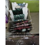 Lot 18 - Box Containing Assorted Braids (as per Photograph)